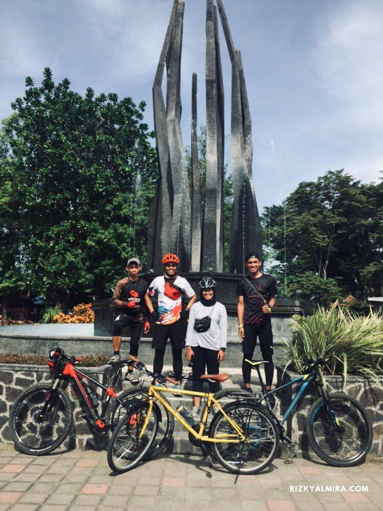 Amazing Bike 2019. Dokumentasi pribadi Rizky Almira